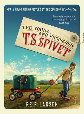 Young and Prodigious T.S. Spivet (BOK)