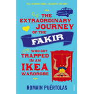 Extraordinary Journey of the Fakir who got Trapped in an Ike (BOK)