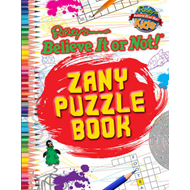Zany Puzzle Book (Ripley's Believe it or Not!) (BOK)