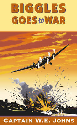 Biggles Goes to War (BOK)