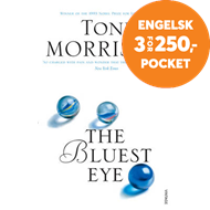 Produktbilde for The bluest eye (BOK)