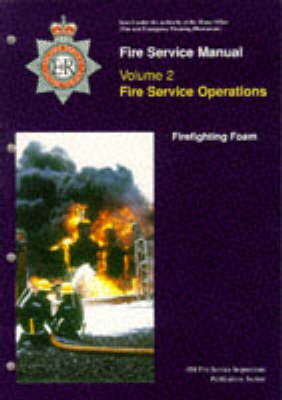 Fire Service Manual: Vol. 2: Operational (BOK)
