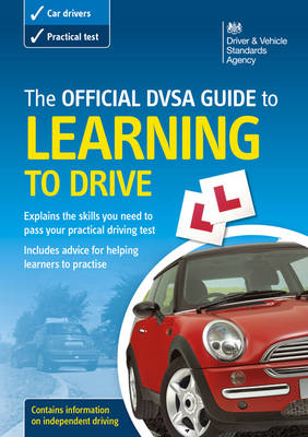 official DSA guide to learning to drive (BOK)