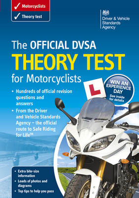 Official DSA Theory Test for Motorcyclists (BOK)