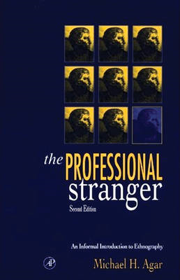 The Professional Stranger: An Informal Introduction to Ethnography (BOK)