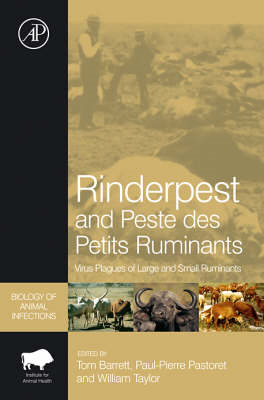 Rinderpest and Peste des Petits Ruminants: Virus Plagues of Large and Small Ruminants (BOK)