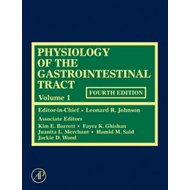 Physiology of the Gastrointestinal Tract (BOK)