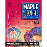 Maple by Example (BOK)