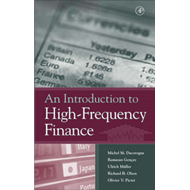 An Introduction to High-frequency Finance (BOK)