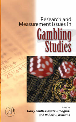 Research and Measurement Issues in Gambling Studies (BOK)