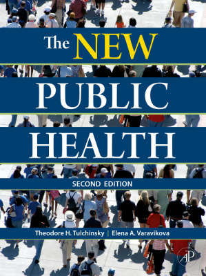 The New Public Health: An Introduction for the 21st Century (BOK)