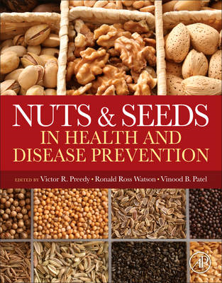 Nuts and Seeds in Health and Disease Prevention (BOK)