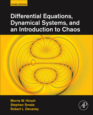 Differential Equations, Dynamical Systems, and an Introducti (BOK)