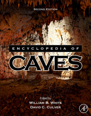 Encyclopedia of Caves (BOK)