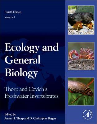 Thorp and Covich's Freshwater Invertebrates (BOK)