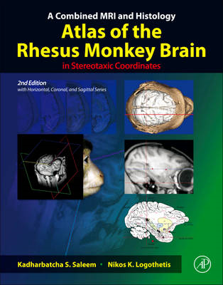 A Combined MRI and Histology Atlas of the Rhesus Monkey Brain in Stereotaxic Coordinates (BOK)