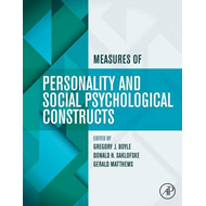 Measures of Personality and Social Psychological Constructs (BOK)
