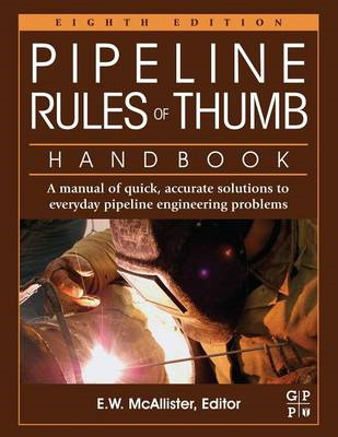 Pipeline Rules of Thumb Handbook (BOK)