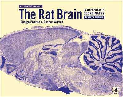Rat Brain in Stereotaxic Coordinates (BOK)