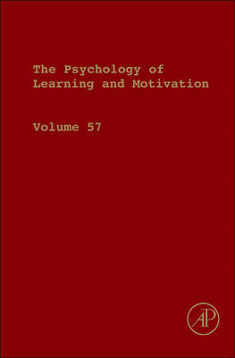 The Psychology of Learning and Motivation: Volume 57 (BOK)