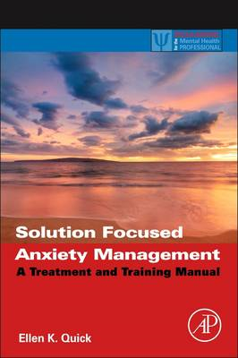 Solution Focused Anxiety Management (BOK)
