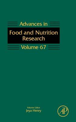 Advances in Food and Nutrition Research: Volume 67 (BOK)