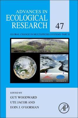 Advances in Ecological Research: Pt. 2: Global Change in Multispecies Systems (BOK)