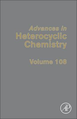 Advances in Heterocyclic Chemistry: 108 (BOK)