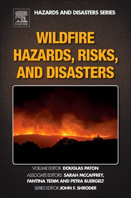 Wildfire Hazards, Risks, and Disasters (BOK)