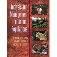 Analysis and Management of Animal Populations (BOK)