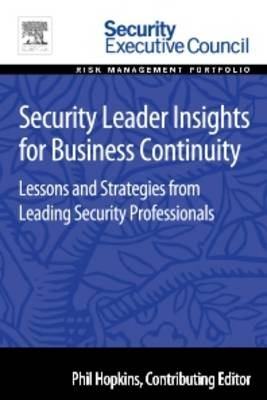 Security Leader Insights for Business Continuity (BOK)