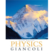 Physics: Principles with Applications: v. 2: Chapters 16-33 (BOK)