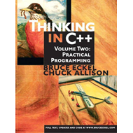 Thinking in C++: Practical Programming: United States ed (BOK)
