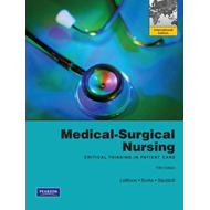 Medical-Surgical Nursing: Critical Thinking in Patient Care (BOK)