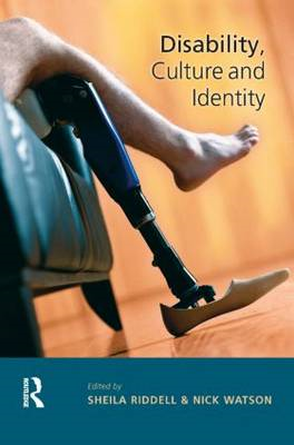 Disability, Culture and Identity (BOK)