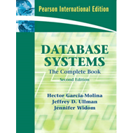 Database Systems: The Complete Book (BOK)