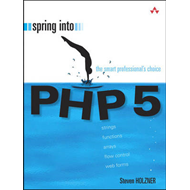 Spring into PHP 5 (BOK)