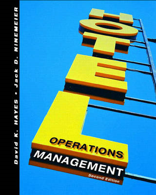 Hotel Operations Management (BOK)