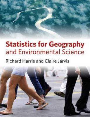 Statistics for Geography and Environmental Science (BOK)
