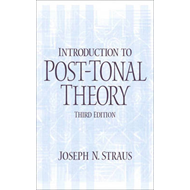 Introduction to Post-Tonal Theory (BOK)