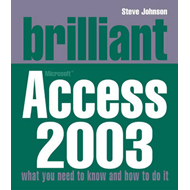 Brilliant Access 2003 (BOK)