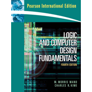 Logic and Computer Design Fundamentals (BOK)