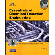 Essentials of Chemical Reaction Engineering (BOK)