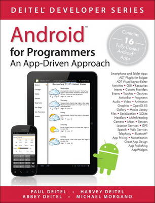 Android for Programmers: An App-Driven Approach (BOK)
