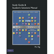 Student Solutions Manual for Basic Business Statistics (BOK)