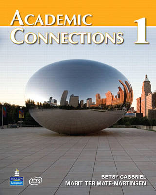 Academic Connections 1 with MyAcademicConnectionsLab (BOK)