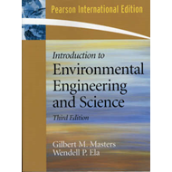 Introduction to Environmental Engineering and Science (BOK)