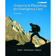 Anatomy and Physiology for Emergency Care (BOK)
