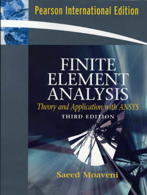 Finite Element Analysis Theory and Application with ANSYS (BOK)