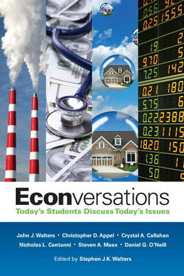 Econversations: Today's Students Discuss Today's Issues (BOK)